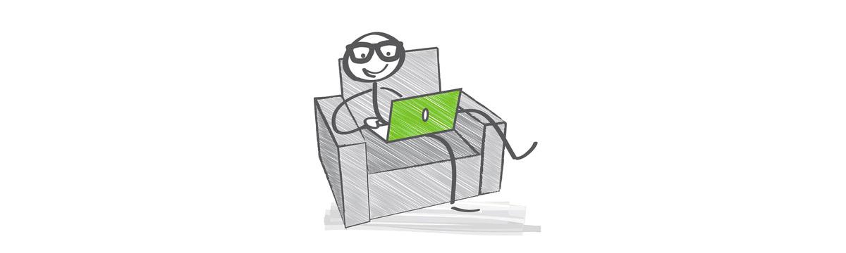 Ausruhen, bequem, Bequemlichkeit, chat, comfort, computer, einkaufen, couch, couchsessel, drahtlos, email, entspannen, entspannung, feierabend, freisteller, freizeit, gemütlich, internet, internetsucht, isoliert, kommunikation, laptop, Mittagspause, männchen, netzwerk, notebook, online, pause, pc, Laptop, sitzen,  relaxen, ruhe, sessel, shopping, sitzend, social media, sofa, surfen, tastatur, wlan, technologie, telekommunikation, web, www, zuhause
