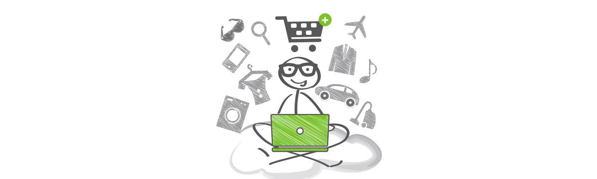 Bestellen, bestellung, onlinehandel, onlineshop, online-shopping, business, einkaufswagen, computer, e-business, e-commerce, einkauf, einkaufen, einkaufskorb, einkäufe, einzelhandel, geschäft, handel, internet, internetshop, konzept, online, pc, shop, shoppen, shopping, web, www, männchen, Strichmännchen
